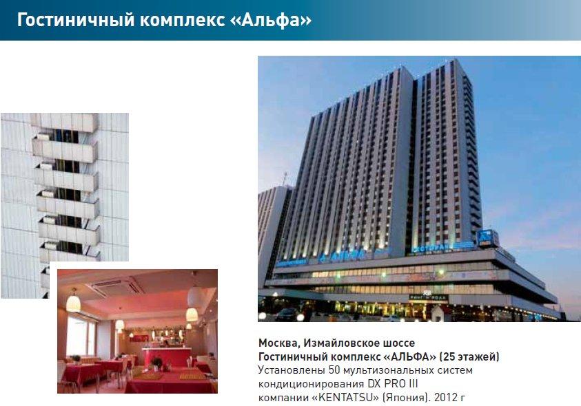 """Гостиничный комплекс """"Альфа"""""""