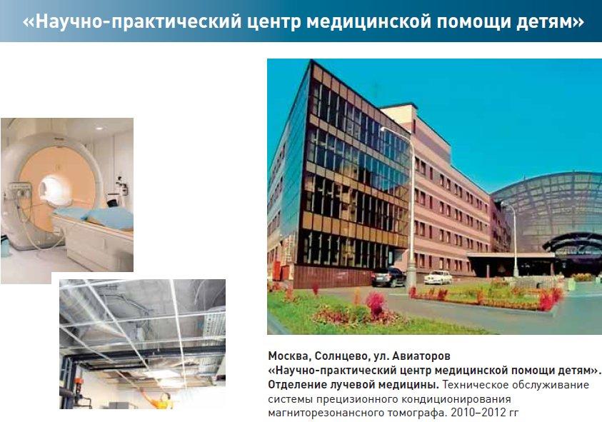 Научно-практический центр медицинской помощи детям